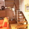Escalera estructura acero inoxidable peldaños de Jatova