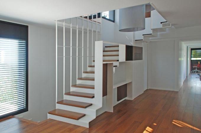 Escaleras chapa plegada servitja - Muebles de chapa metalica ...