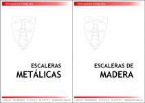 Escaleras Metálicas / Escaleras Madera