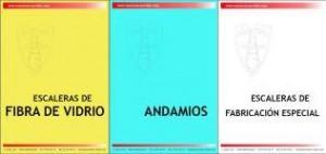 Fibra de Vidrio | Andamios | Fabricación especial
